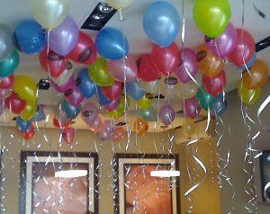 Decoración Globos Helio Cumpleaños Infantiles Valencia